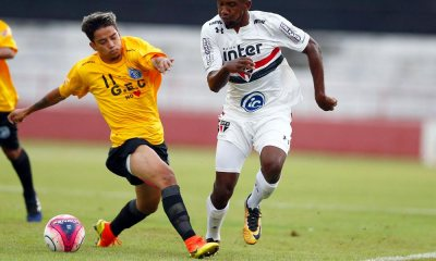 Cruzeiro-DF dá susto, mas é goleado pelo São Paulo na estreia pela Copa São Paulo