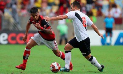 Em clássico de erros, Flamengo e Vasco empatam no Maracanã pela Taça Guanabara