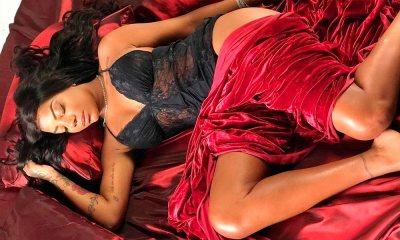 Ludmilla divulga novo clipe com Thiaguinho com clique sensual