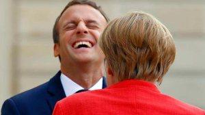Macron é a nova Merkel da Europa?