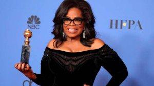 Oprah Winfrey faz discurso poderoso contra assédio e racismo