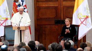 Papa pede perdão por abusos contra menores por parte do clero no Chile