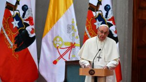 Papa Francisco se reúne com vítimas de abusos sexual do clero chileno