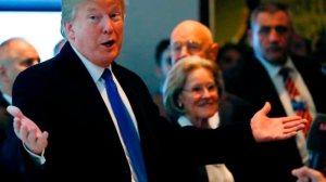 Em Davos, Trump anuncia fim de ajuda financeira à Palestina