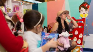 Book Lovers Kids começa nesta segunda no Pátio Brasil