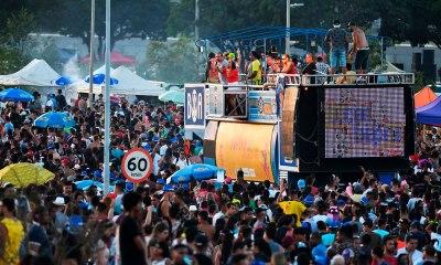 Carnaval em Brasília - 750 mil foram às ruas