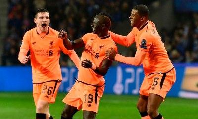 Liverpool massacra Porto pela Champions League