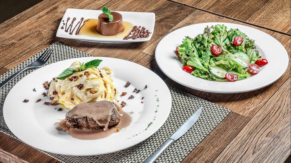 Due e Otro Parrilla estendem Restaurant Week
