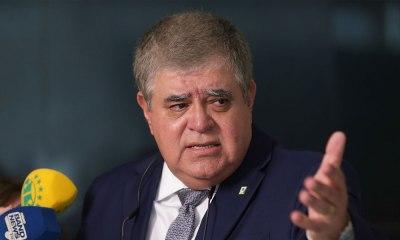"""Ao comentar decisão do STF, Marun diz que """"falta humildade"""" ao Judiciário"""