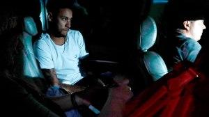 Neymar passa por cirurgia em Belo Horizonte