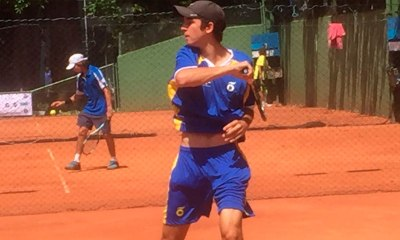 Tenista brasiliense disputa o Roland-Garros Junior Wild Card Competition em Belo Horizonte