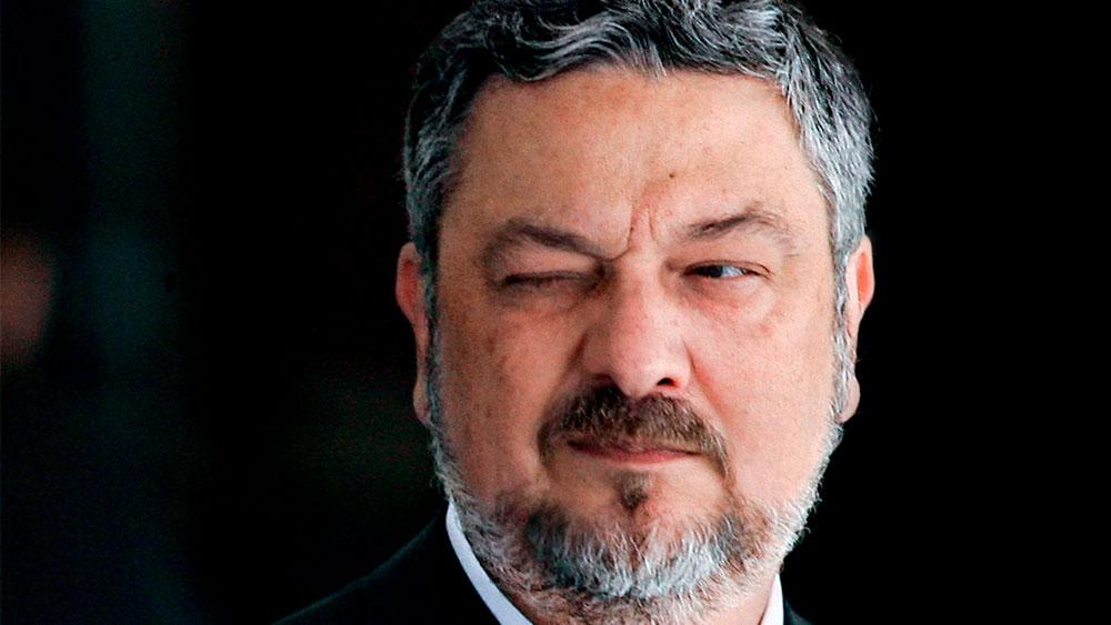 Ex-ministro Palocci e PF fecham acordo de delação premiada