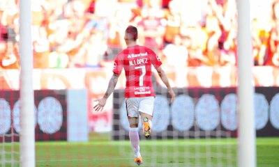 Em casa, Internacional vence o Bahia com 2 de Nico