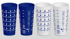 Chefs nos Eixos cria copo exclusivo para a sua 10ª edição