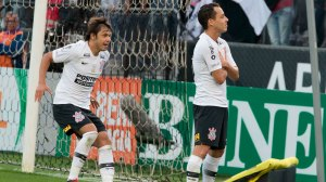 Corinthians vence clássico em casa pelo Brasileirão