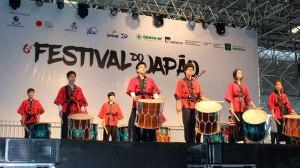 Festival do Japão traz cultura nipônica para o Parque da Cidade