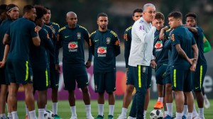 Seleção no Brasil