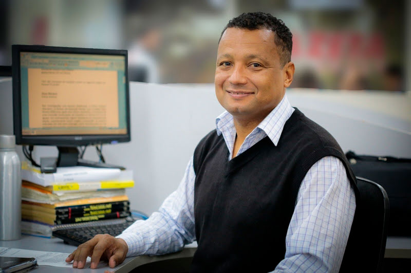 Elson Marques - Jornalista