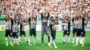 Galo alcança a liderança do Campeonato Mineiro. Foto: Reprodução/Twitter