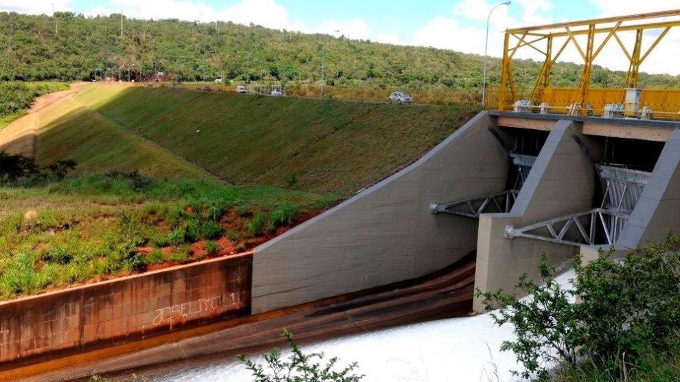 barragem do Paranoá. Foto: Tony Winston/Agência Brasília