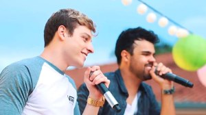 Lucca e Mateus se apresentam em Brasília nesta sexta