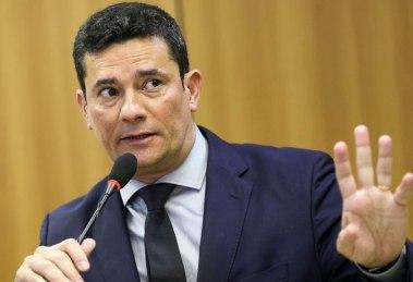 Moro nega que projeto anticrime signifique licença para matar. Foto: Marcelo Camargo/Agência Brasil
