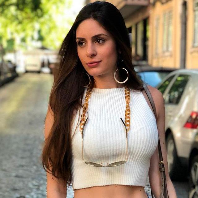 Camila Karam. Foto: Reprodução/Instagram