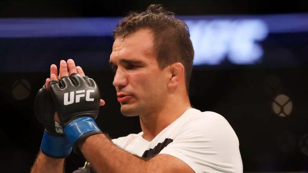 Rani Yahya - UFC