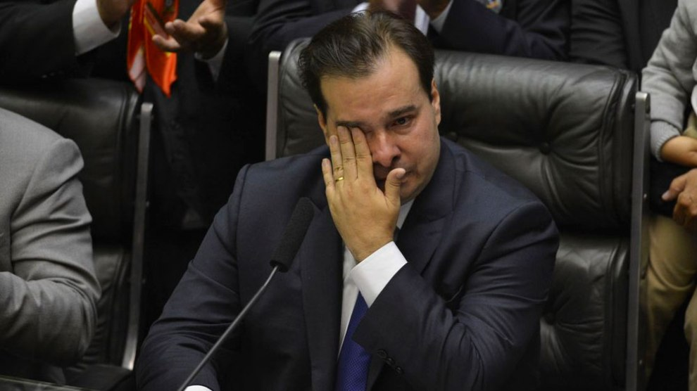 Rodrigo Maia é reeleito para presidir a Câmara. Foto: Valter Campanato/Agência Brasil