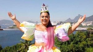 Preta Gil comemora 10 anos de seu bloco de Carnaval. Foto: Reprodução/Instagram