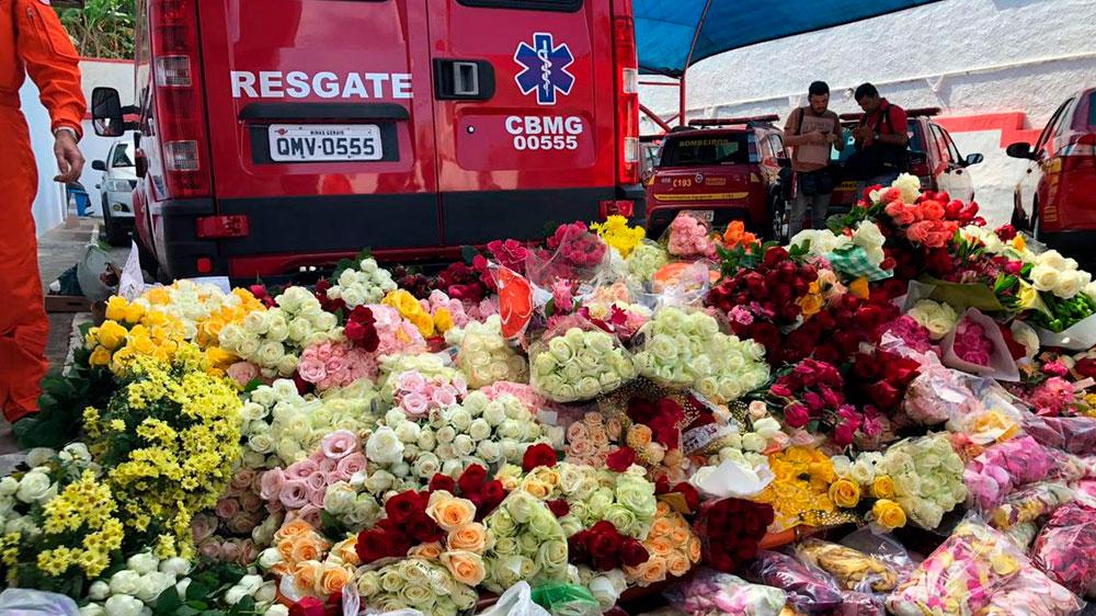 Sobe para 115 número de mortos na tragédia de Brumadinho. Foto: Ana Graziela Aguiar/TV Brasil