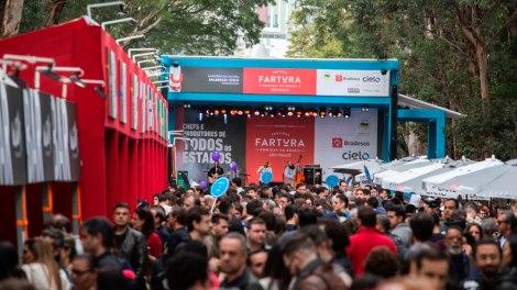 Festival Fartura – Comidas do Brasil chega a Brasília nos dias 23 e 24 de março, no Pontão do Lago Sul