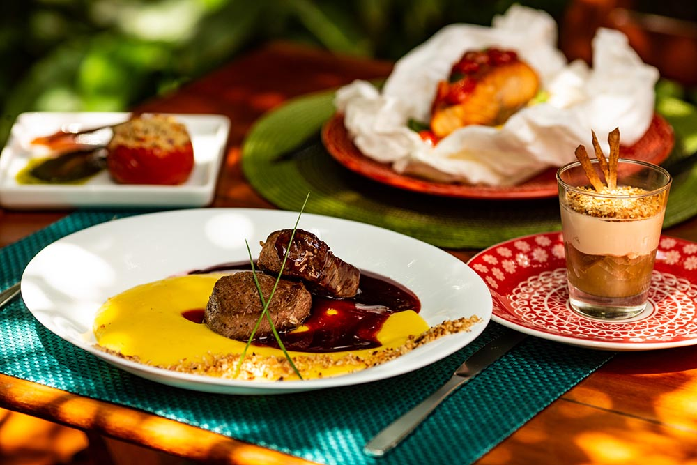 Festival gastronômico Boa Mesa Brasília - Menu Rapport. Foto: Gui Teixeira