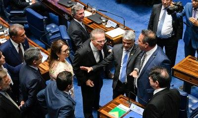 STF determina votação secreta na eleição do Senado. Foto: Edilson Rodrigues/Agência Senado
