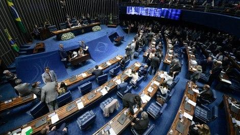 AO VIVO - Senadores retomam sessão que decidirá próximo presidente da Casa