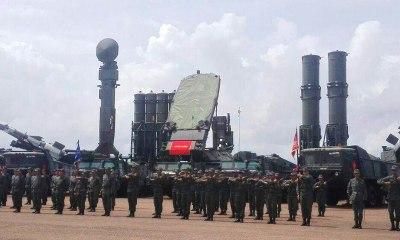 Site afirma que Venezuela posicionou mísseis na fronteira com o BrasilSite afirma que Venezuela posicionou mísseis na fronteira com o Brasil