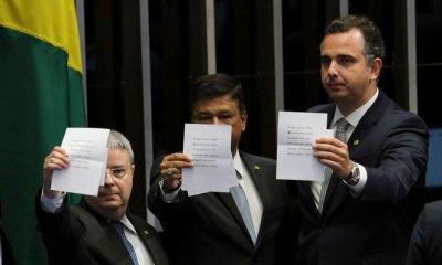Segundo a Corregedoria do Senado, há 6 suspeitos de ter colocado cédula a mais na urna. Foto: Fabio Rodrigues Pozzebom/Agência Brasil