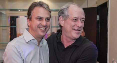 Ciro Gomes sai em defesa de governador do Ceará, ameaçado de morte