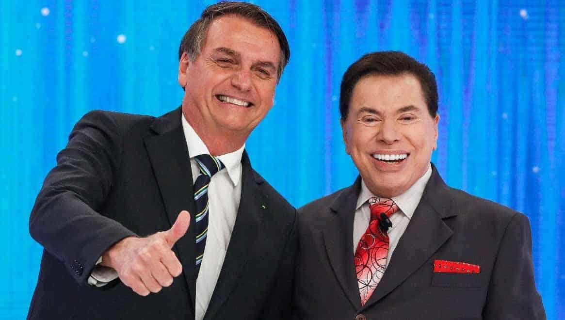 Presente em 'jantar do PIB' com Bolsonaro, SBT deve R$ 100 milhões em impostos