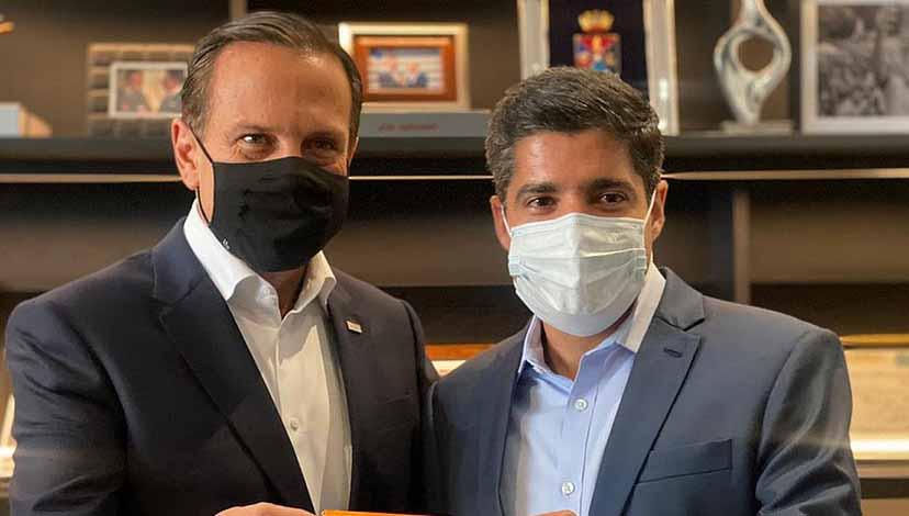 PSDB e DEM travam 'guerra fria' para as eleições de 2022