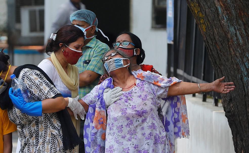 Fungo negro: rara infecção afeta pacientes com covid e pode virar epidemia na Índia