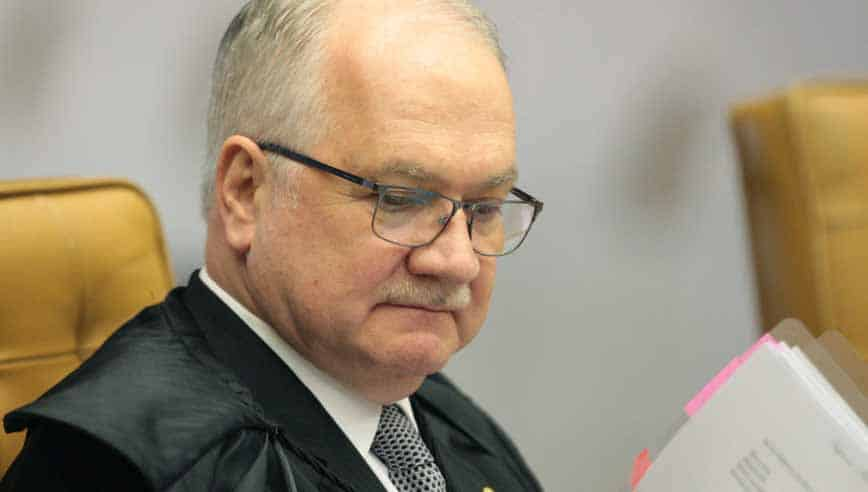 Fachin autoriza PF a buscar provas contra Toffoli, diz jornal