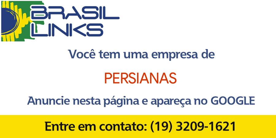 Empresas de persianas na cidade de Campinas