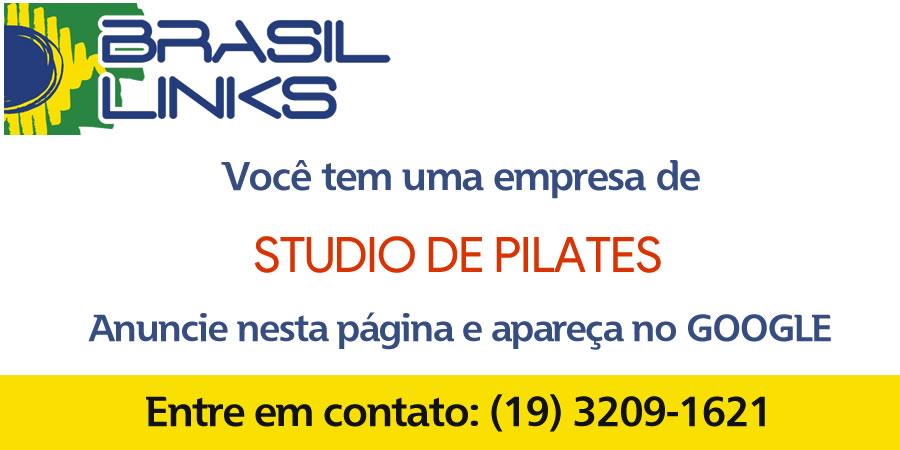 Studio de Pilates na cidade de Campinas