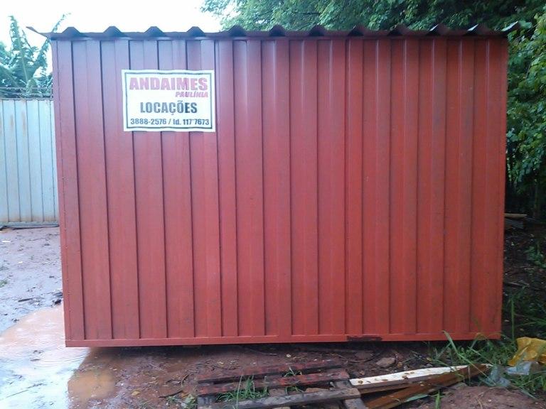 Aluguel de escoras em Campinas