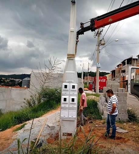 Instalações elétricas industriais em São Paulo