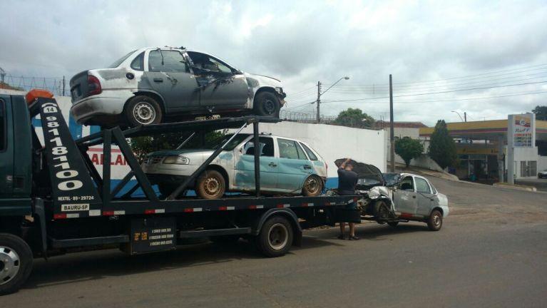 Serviços de guinchos e reboque de carros e motos em Bauru