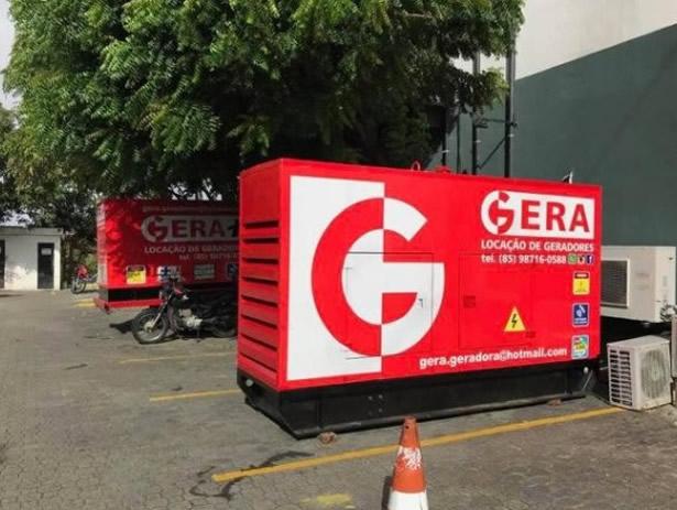 Locação de gerador para construção civil