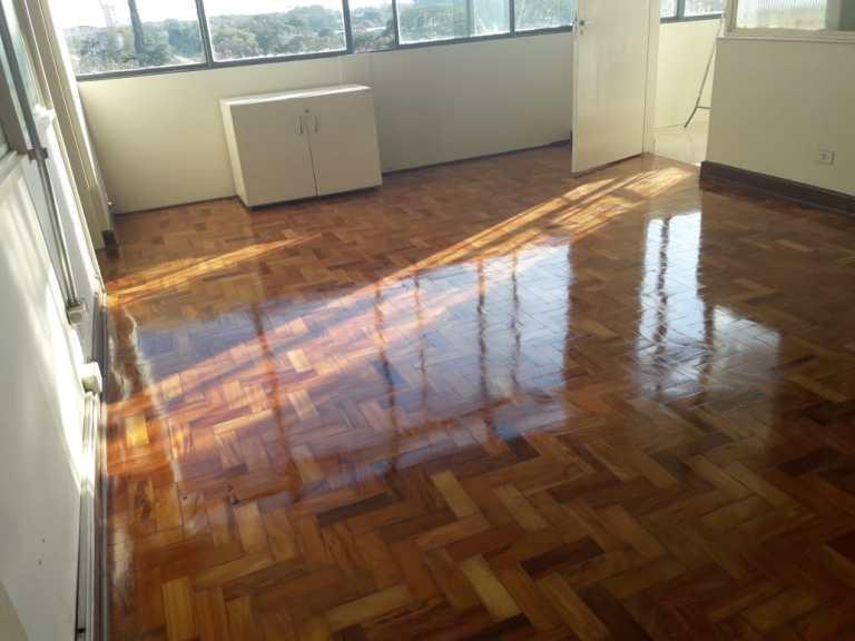 Aplicação de pisos Sinteko sem cheiro em Campinas