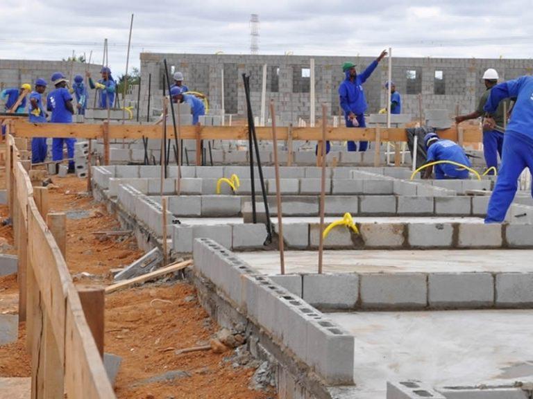 Prestação de serviços em construção civil em Indaiatuba